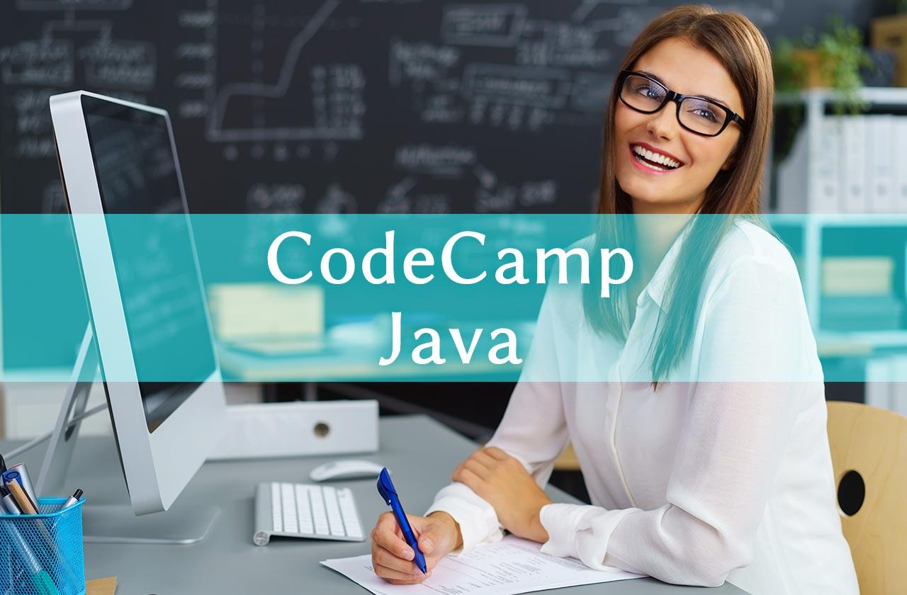 CodeCamp(コードキャンプ)のJava対応状況まとめ