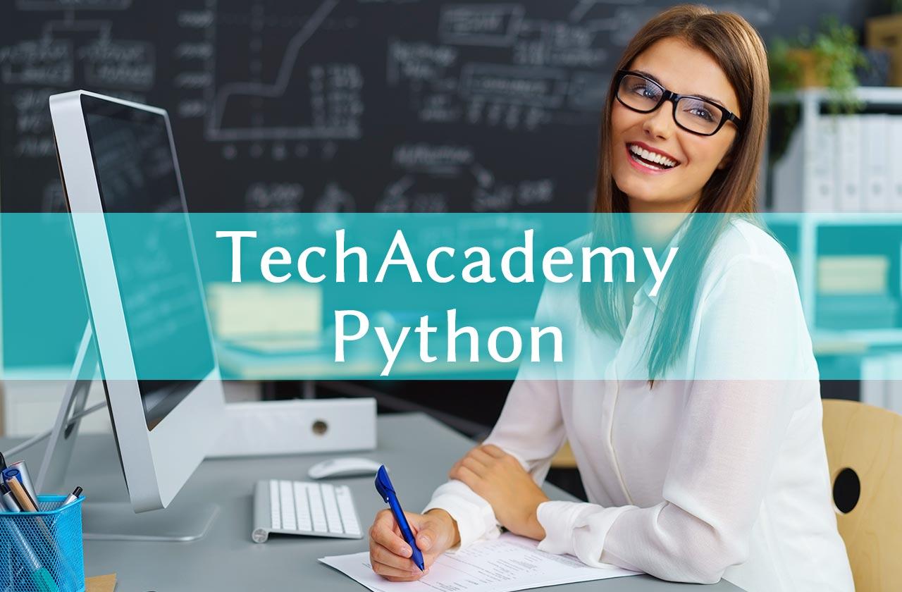 TechAcademy(テックアカデミー)のPython対応状況まとめ
